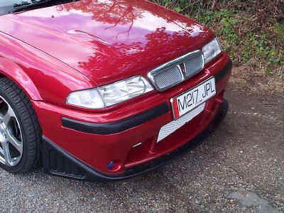 Cobra front bumper for Rover 200
